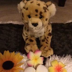 Webkinz Signature Cheetah retired